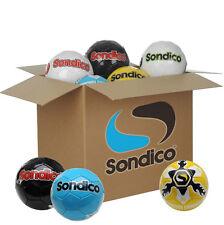 Sondico Fußball Ballbox 28 x Bälle Gr. 4 & 5 Ball Paket Teamsport Soccer neu