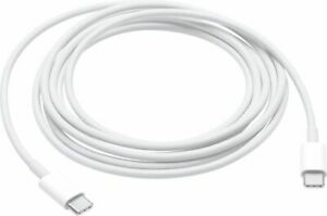 100-ORIGINAL-APPLE-MLL82AM-A-USB-C-CHARGE-CABLE-2M-OPEN-BOX-LIKE-NEW-TESTED
