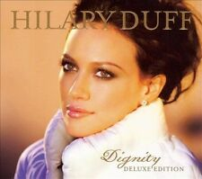 Dignity [CD/DVD] by Hilary Duff (CD, Apr-2007, 2 Discs MINT CONDITION SLIPCOVER