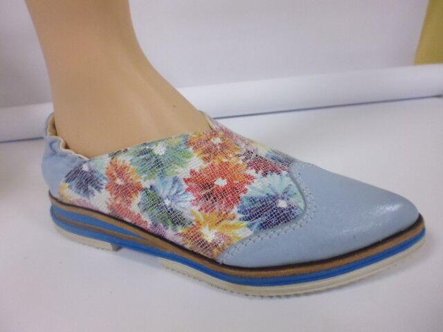 Zapatos mocasines cuero bailarina bailarina bailarina iim77 talla 37 (4)  el mas de moda