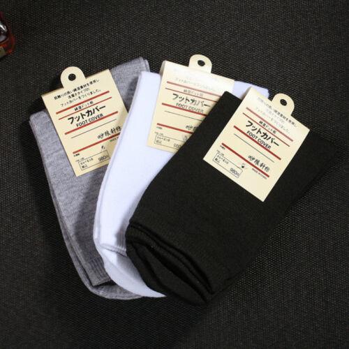 1pcs Black Business Socks Pure Cotton Antibacterial Deodorization Male Socks