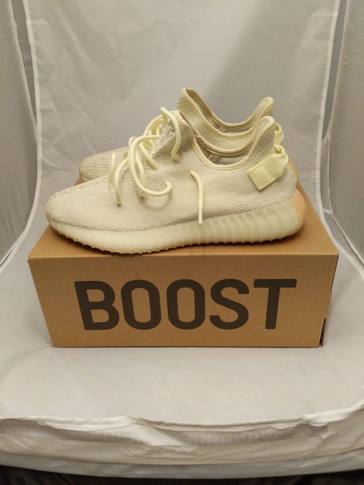 Adidas Yeeze 350 V2 Butter size 10