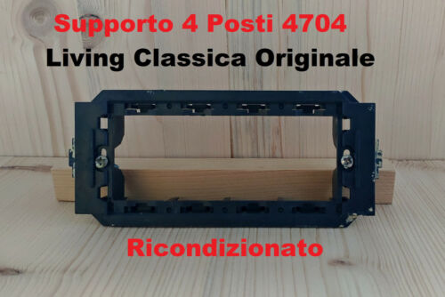 4 seater support 4704 Bticino living Classic Original
