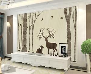 3D Simple Cartoon Painting 2084 Wall Paper Wall Print Decal Wall AJ WALLPAPER CA