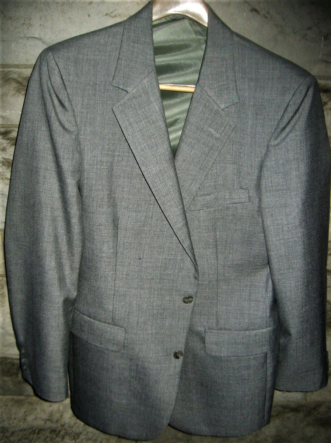 Vintage 70s Botany 500 men's coat, excellent condition 40