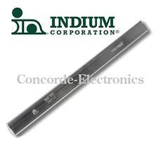 Indium Bar Solder Sn63 Pb37 06466 Tin Lead 166 Lb 1 Bar