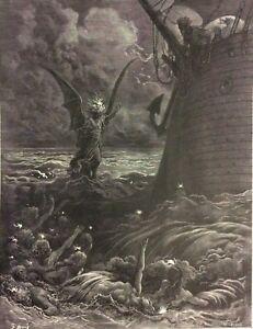 Gustave-Dore-Anciens-Marins-1876-XIX-eme-Marine-Marin-Death-fires-Dancing