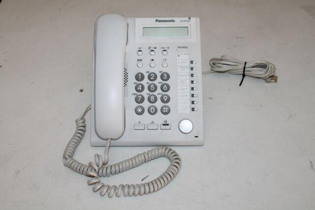 Téléphone PRO de bureau PANASONIC KX-DT321NE pour PABX TDA / DE / NCP