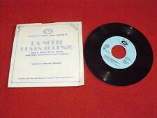 """NICOLA PIOVANI """"LA NOTTE DI SAN LORENZO"""" 7"""" CAM Ita 1982 PROMO OST"""