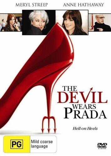 1 of 1 - The Devil Wears Prada (DVD, 2007)