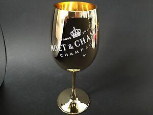mo t chandon imperial gold glas champagner echtglas gl ser neu ovp ibiza ebay. Black Bedroom Furniture Sets. Home Design Ideas