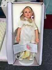 Hildegard Günzel Resin Puppe Katja 60 cm. Top Zustand