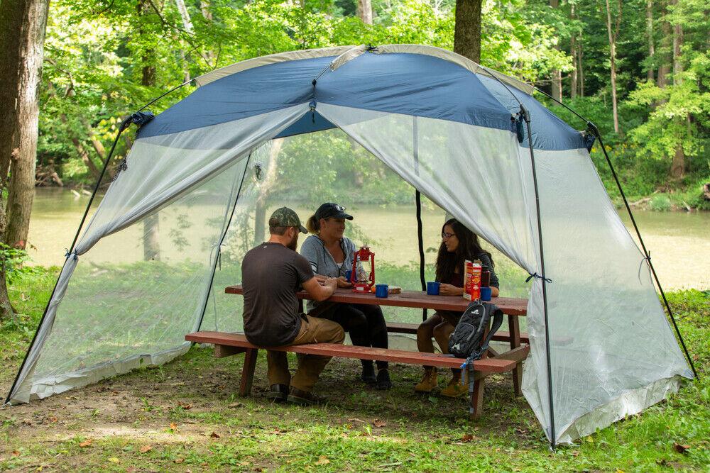 Camp Tente écran House 13 x 9 Maille Panneaux Bloc insectes Durable Easy Set Up
