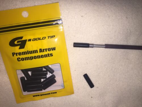 Gold Tip Ballistic Collars For the New Traditional Classic 400 Shafts