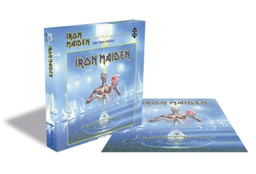 SEVENTH SON OF A SEVENTH SON 500 PIECE JIGSAW PUZZLE by IRON MAIDEN  Puzzle