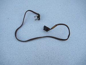 Porsche 356 Radio Speaker Wire plug #5 C#8 | eBay