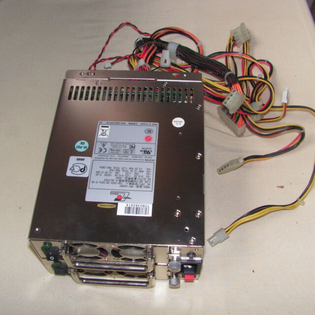 Zippy EMACS P2G-6460P ROHS POWER SUPPLY 100-240V 8A 250V AC P//N B000270070