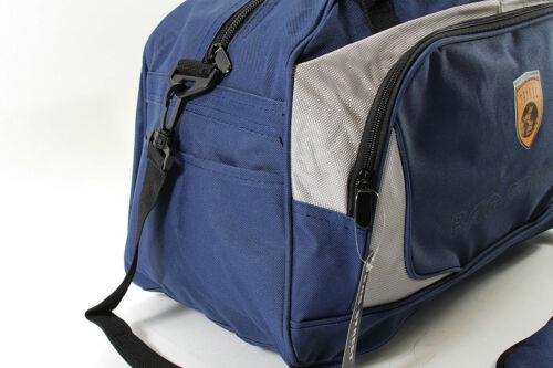 Borsa Sportiva Borsa Nuova Unisex Borsa a tracolla 55x30x20cm blu borsa da viaggio