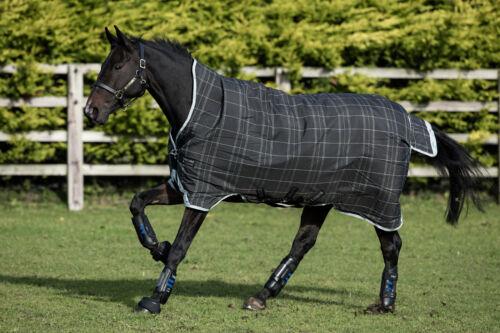 "Horseware Rhino wug col haut Vari-couche participation tapis poids lourd 450 G 5/' 6/"" 7/' 3/"""