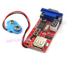 VGA Signal Generator LCD Tester 15 Signal Output USB & Battery Dual Power Supply