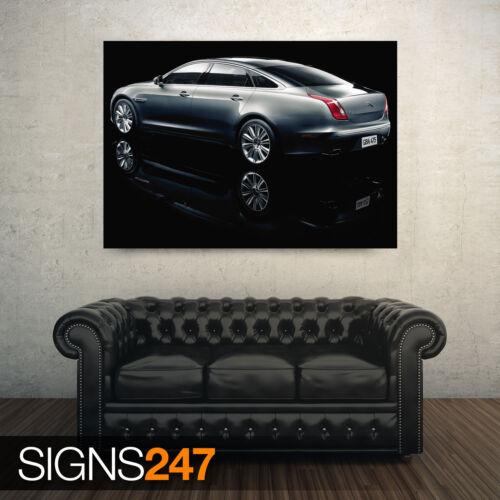 JAGUAR XJ AB368 CAR POSTER Photo Picture Poster Print Art A0 A1 A2 A3 A4