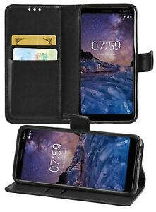 Nokia 7 Plus PU Leather Wallet Flip Case Cover Book Style - London/London, United Kingdom - Nokia 7 Plus PU Leather Wallet Flip Case Cover Book Style - London/London, United Kingdom
