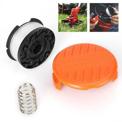 Orange Cover Cap+Spool Line Top For Black /& Decker Spare String Trimmer Strimmer
