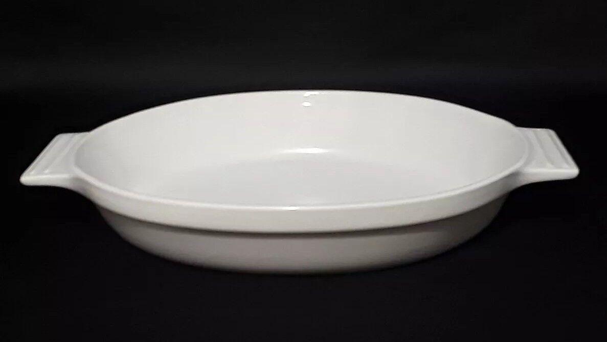 Cuisinart Cazuela blancoo Brillante 14  Oval 3-1 2 Qt