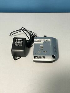 Ambico V-0915 UNIVERSAL CAMCORDER Battery Charger with Auto Adapter NiCd,NiMH