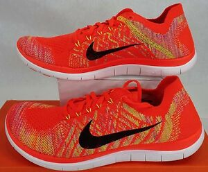 Nike Free Flyknit Bright Crimson Crimson Crimson Dias de9382