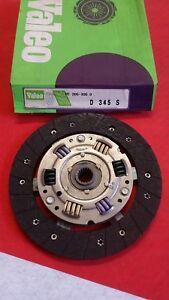 DISCO-FRIZIONE-VALEO-D345S-CITROEN-BX-PEUGEOT-205-206-306-TALBOT-200