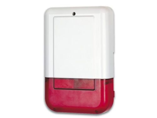 Sirene alarm house security waterproof strobe 120db with battery backup