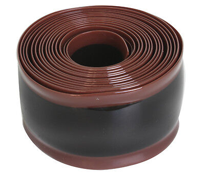 """2 TWO ROLLS MR TUFFY BICYCLE TIRE LINER BROWN 26 X 1.95-2.5/"""" NEW"""