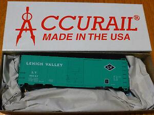 Accurail HO #3536 (40' AAR SD Steel Box) LV