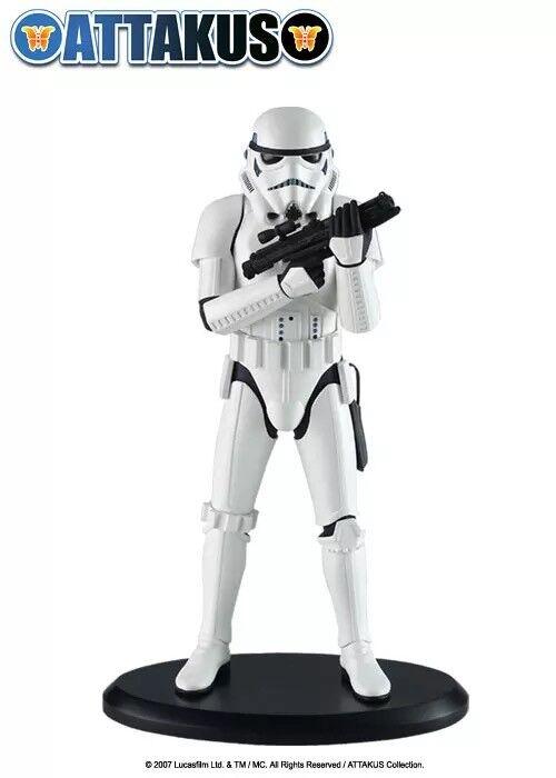 Star wars attakus klon soldat sammlung action - figur.