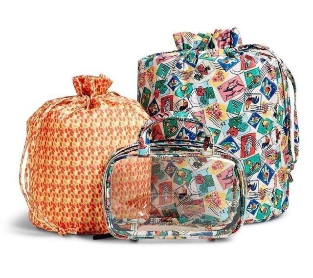 dbae1f6bad Vera Bradley Mini Ditty Travel Set 21654H06 Co05 for sale online