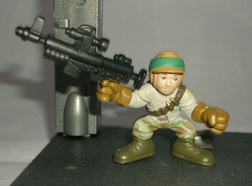 STAR Wars Galactic Heroes Figure-ENDOR REBEL TROOPER SOLDATO