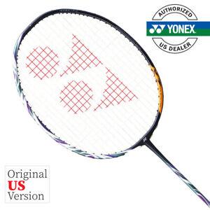 Strung Genuine YONEX ASTROX 100ZX Badminton Racquet AX100ZX 4UG5