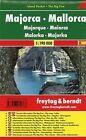 Mallorca 1 : 190 000. Island Pocket + The Big Five (2014, Mappe)