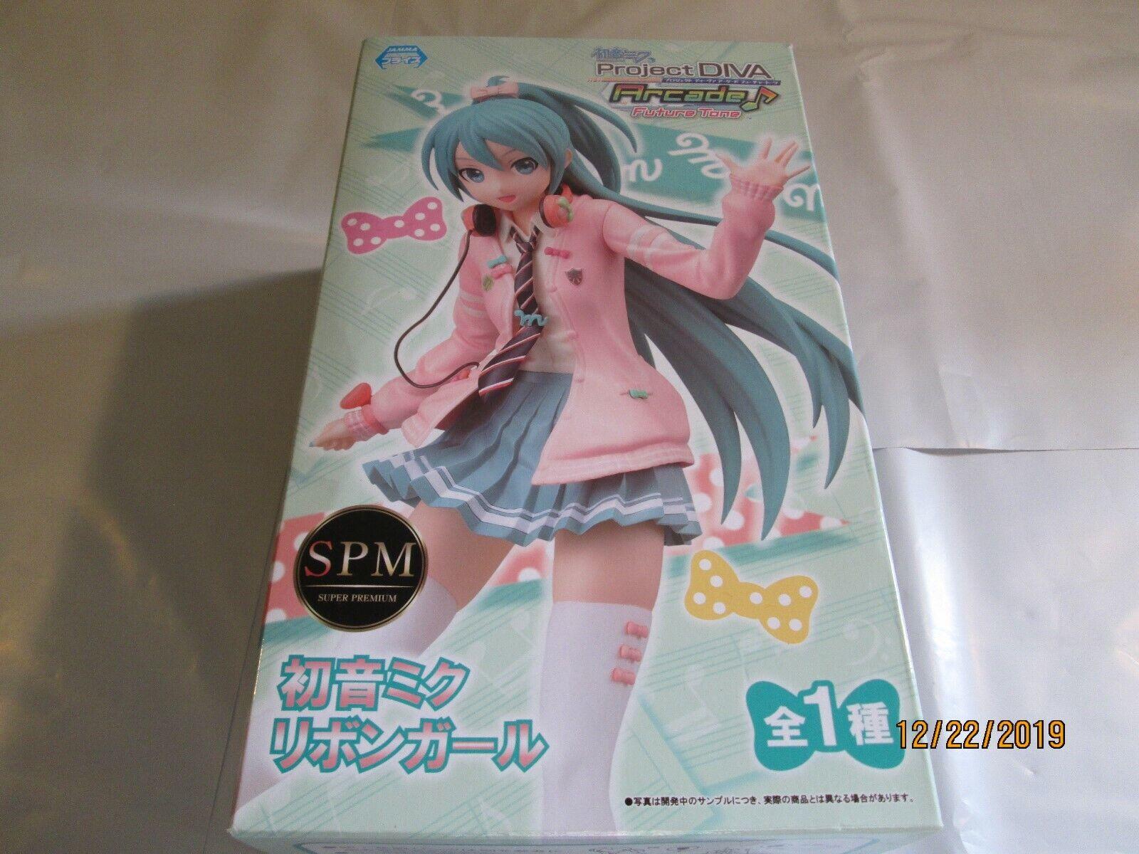 Hatsune Miku Vocaloid Project Diva Arcade Future Tone SPM Jamma cifra
