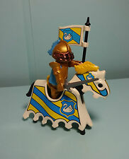 Playmobil Ritter / Knights ~ Goldener Ritter / Golden Knight (3024)