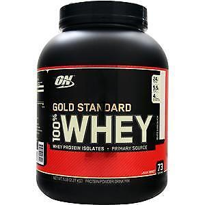 Details About Optimum Nutrition 100 Whey Protein Gold Standard White Chocolate 5 Lbs