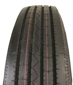 2-New-Tires-235-85-16-Hawkway-14Ply-All-Steel-Radial-Trailer-LRG-129-125L
