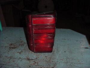 Ford escort wagon tail lights