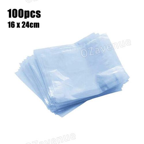 Heat Shrink Bag Wrap Film PVC Shrinkable Packaging Seal Gift DIY Crafts Soaps AU