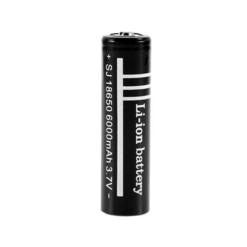 Noir Lanterne Rechargeable USB 1200 lm Light Set Kit-Focus Alliage d/'Aluminium