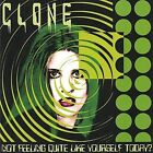 Not Feeling Quite Like Yourself Today? by Clone (CD, Dec-1998, Evil Eye Records)