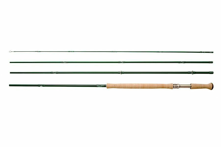 NEW WINSTON BoroN IIITH 8136 13' 6 8 WT BIIITH 2 HAND SPEY FLY ROD