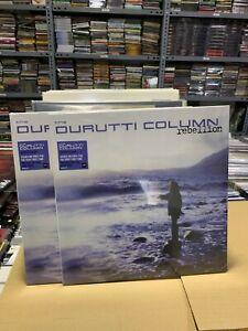 The Durutti Column LP Rebellion Blue Vinyl Versiegelt 2020