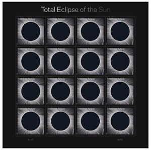2017-Total-Eclipse-of-the-Sun-Full-Sheet-MNH